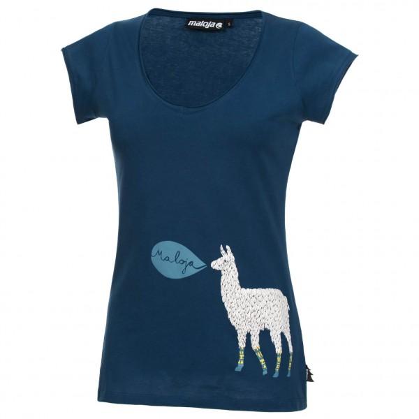 Maloja - Women's AlpakaM. - T-Shirt