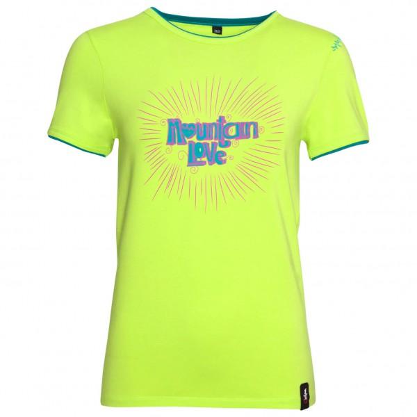 Chillaz - Women's Luna Mountain Love - T-Shirt