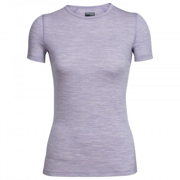 Icebreaker - Women's Oasis SS Crewe - T-shirt