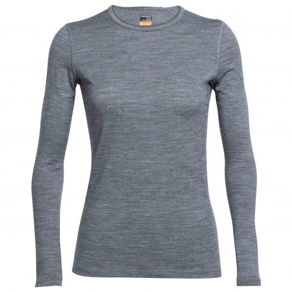 Icebreaker - Women's Oasis LS Crewe - Long-sleeve