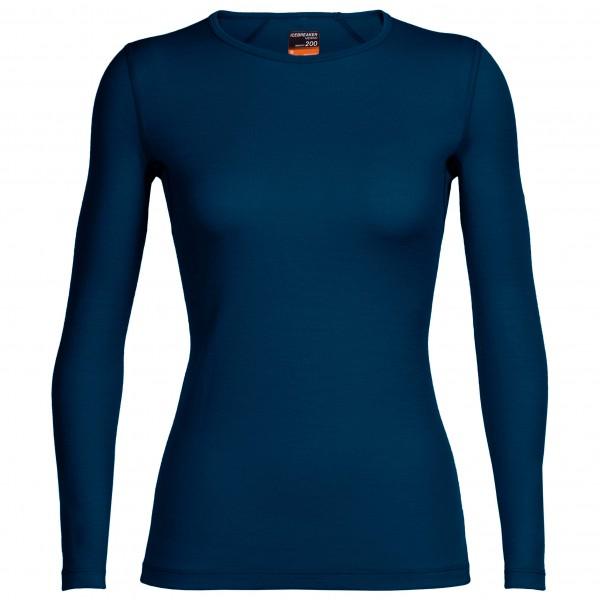 Icebreaker - Women's Oasis LS Crewe - Long-sleeve