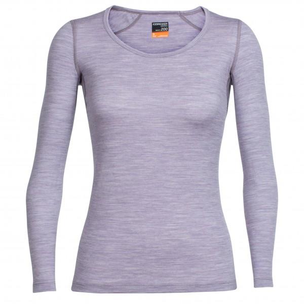 Icebreaker - Women's Oasis LS Scoop - Long-sleeve