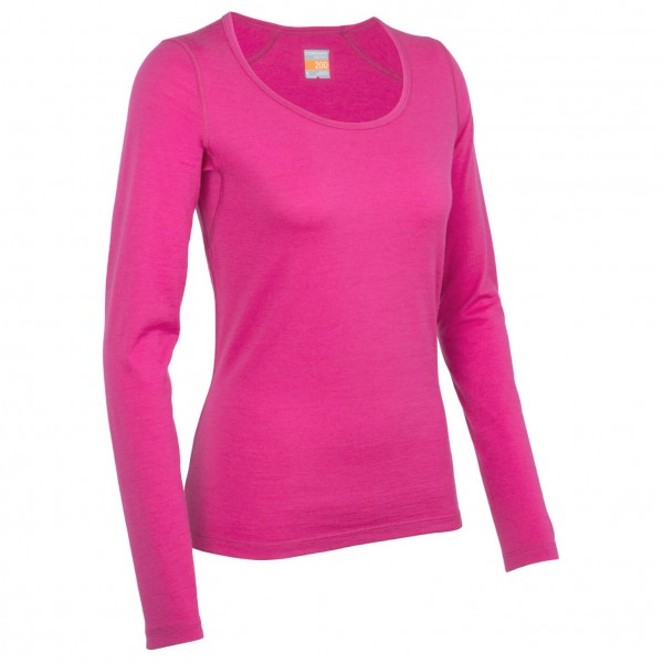 Icebreaker - Women's Oasis LS Scoop - Long-sleeve