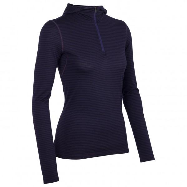 Icebreaker - Women's Oasis LS Hood - Long-sleeve