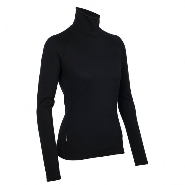 Icebreaker - Women's Tech Top LS Turtleneck - Longsleeve