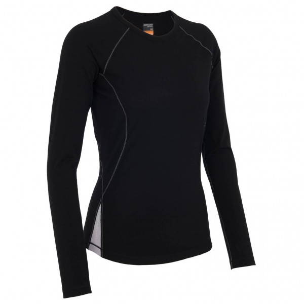 Icebreaker - Women's Pace LS Crewe - Long-sleeve