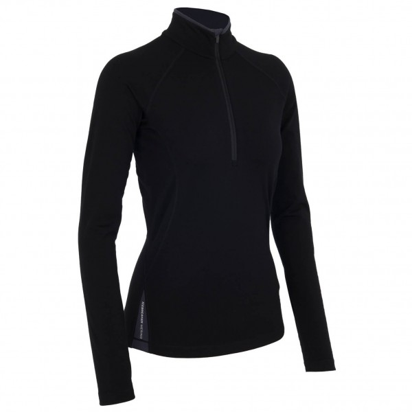 Icebreaker - Women's Express LS Half Zip - Long-sleeve