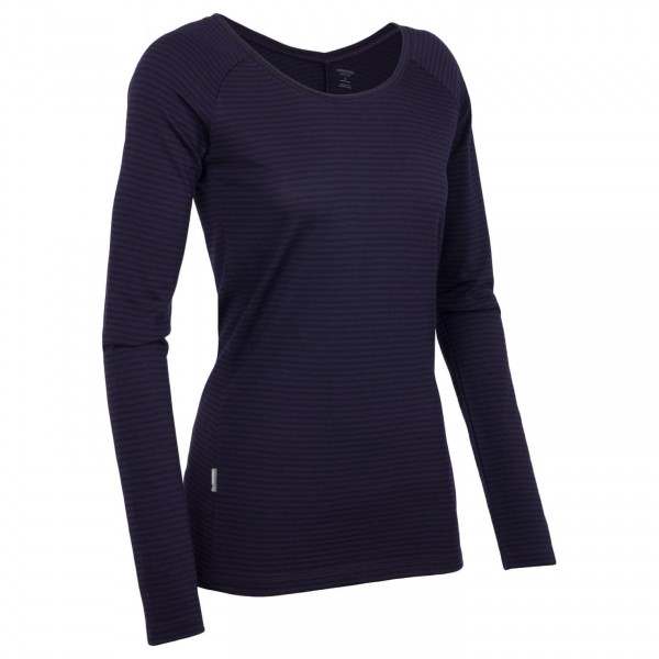 Icebreaker - Women's Crush LS Scoop - Longsleeve