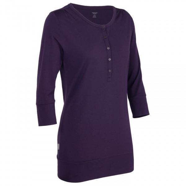 Icebreaker - Women's Harmony 3/4 Sleeve Tunic