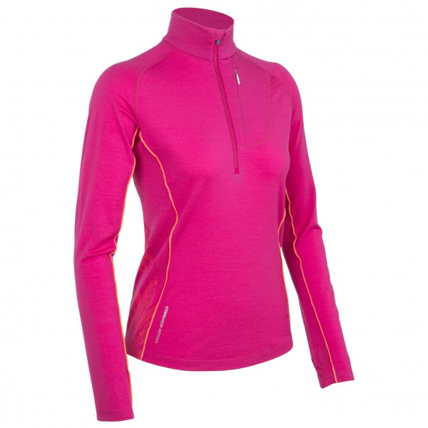 Icebreaker - Women's Dart LS Half Zip - Long-sleeve