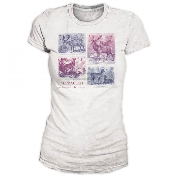 Alprausch - Women's Clara Hirschstory - T-Shirt