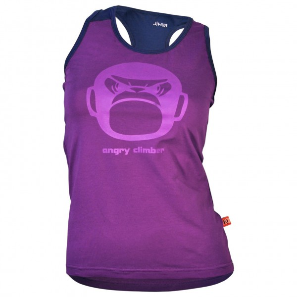 Nihil - Women's Top Angry Monkey