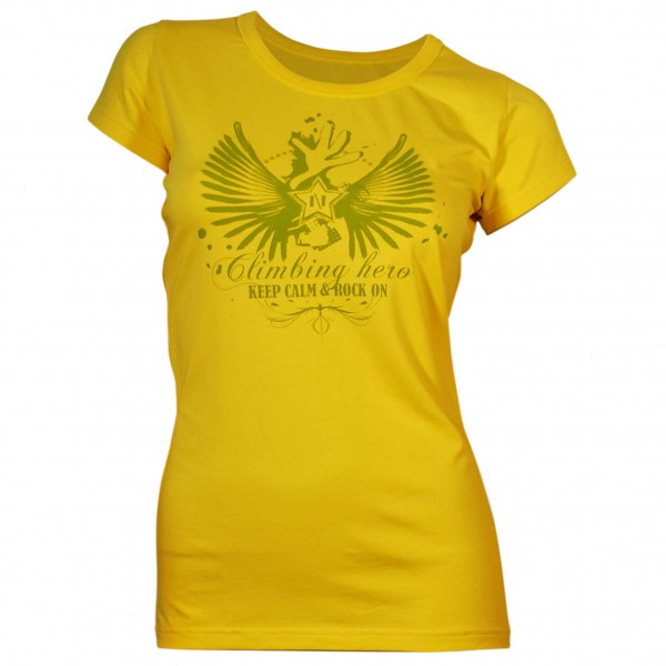 Nihil - Women's Wing Man Tee - T-Shirt