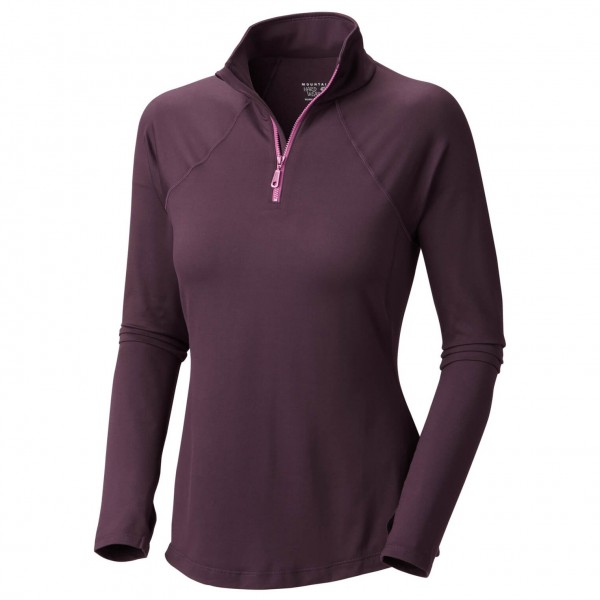 Mountain Hardwear - Women's Butter Zippity - Long-sleeve