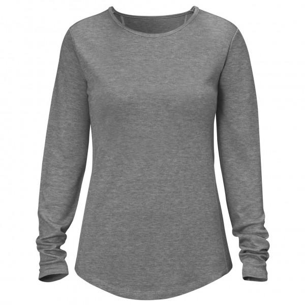 Fjällräven - Women's Övik Base Round Neck - Long-sleeve
