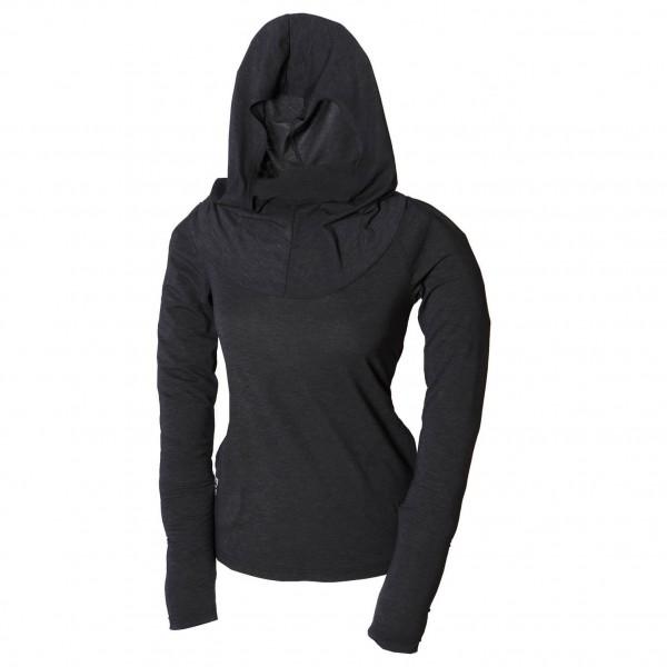 66 North - Women's Unnur Hooded Long Sleeve - Longsleeve