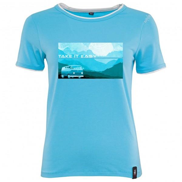Chillaz - Women's T-Shirt Take Your Time