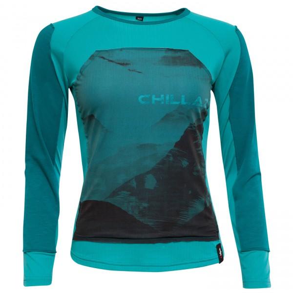 Chillaz - Women's LS Transparent - Long-sleeve