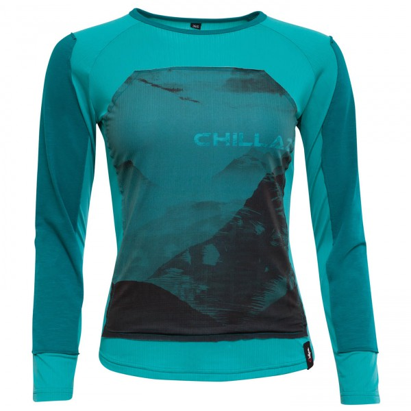 Chillaz - Women's LS Transparent - Longsleeve