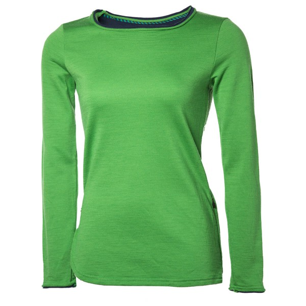 Triple2 - Women's Maun Shirt - Longsleeve