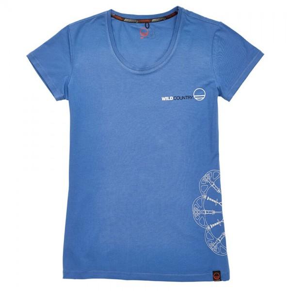Wild Country - Women's Free T-Shirt - T-paidat