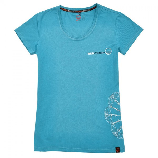 Wild Country - Women's Free T-Shirt - T-shirt