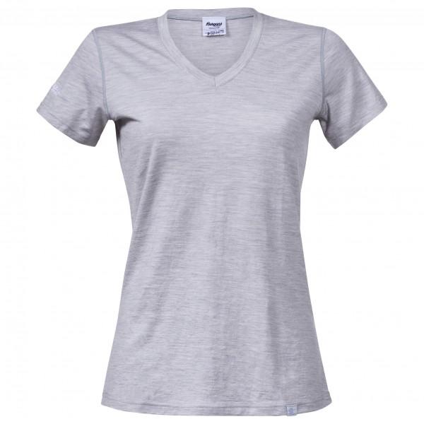Bergans - Women's Bloom Wool Lady Tee - T-paidat