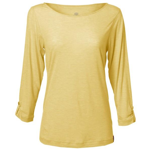 Sherpa - Women's Asha 3/4 Knit Shirt - Long-sleeve