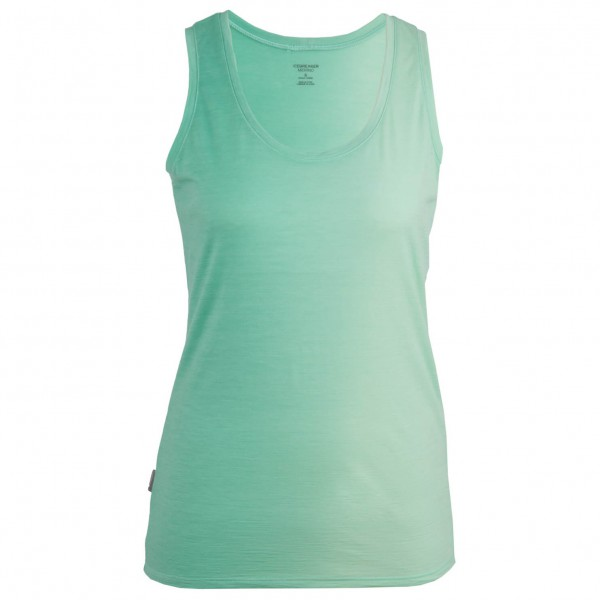 Icebreaker - Women's Tech Tank Rift - Top