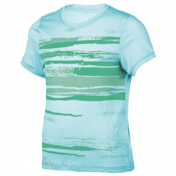 Icebreaker - Women's Tech T Lite Shoreline - T-shirt