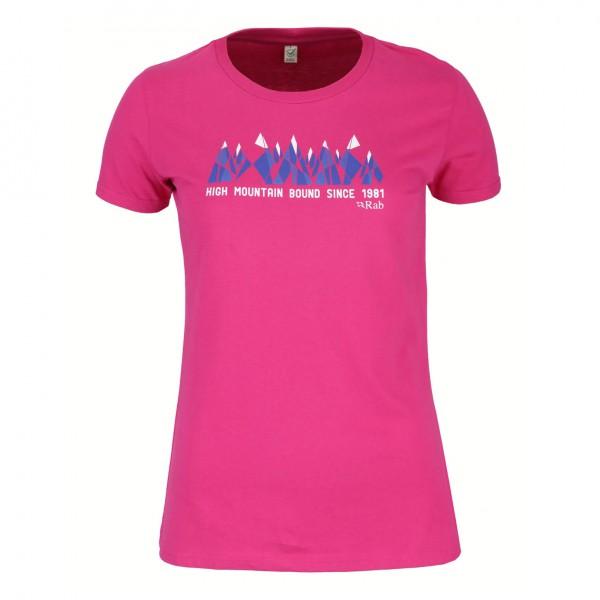 Rab - Women's High Mountain Tee - T-shirt