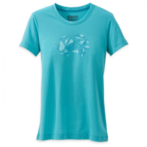 Outdoor Research - Women's Facet Tech Tee - T-shirt