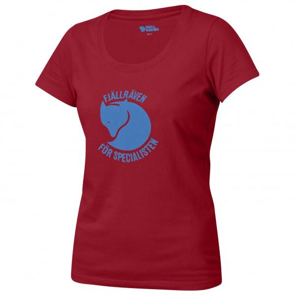 Fjällräven - Women's Specialisten T-Shirt - T-Shirt