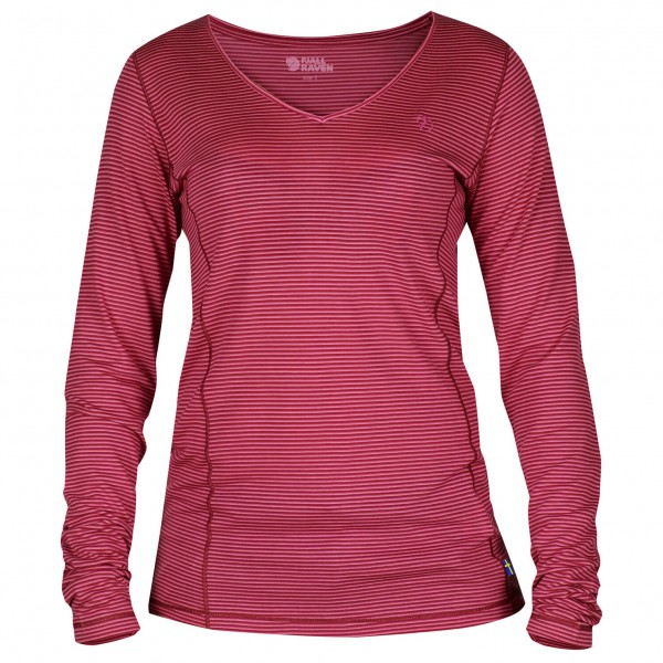Fjällräven - Women's Abisko Cool Longsleeve - Long-sleeve