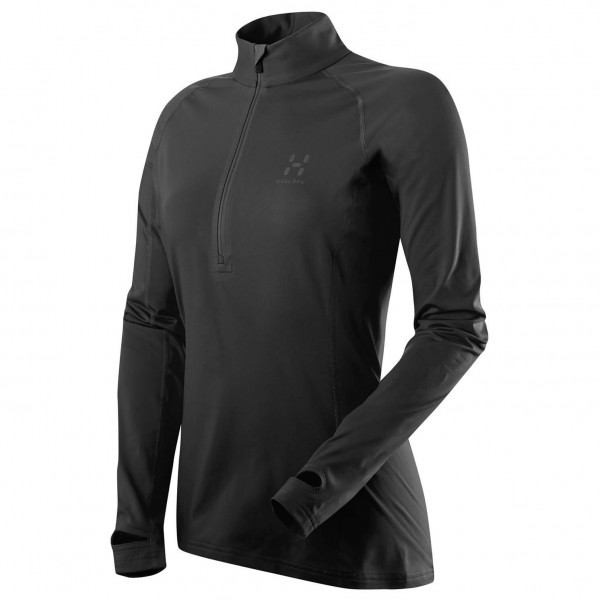 Haglöfs - Intense Q Zip Top - Longsleeve