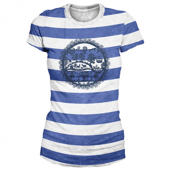 Alprausch - Women's Flurina Schäreschnitt - T-Shirt