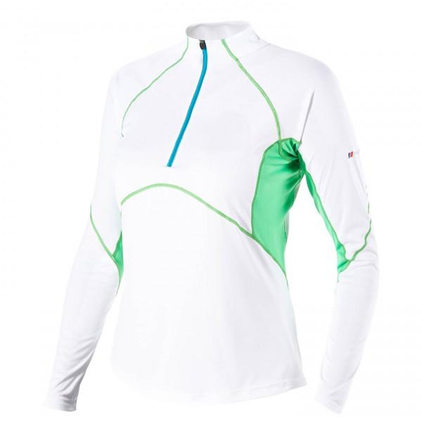 Berghaus - Women's Vapour LS Zip Baselayer - Running shirt