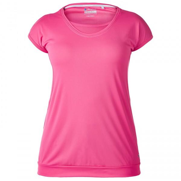 Berghaus - Women's Vapour SS Crew Baselayer - Running shirt