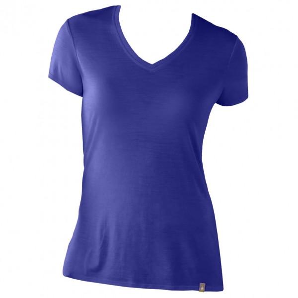 Smartwool - Women's Short Sleeve V-Neck Tee - T-paidat