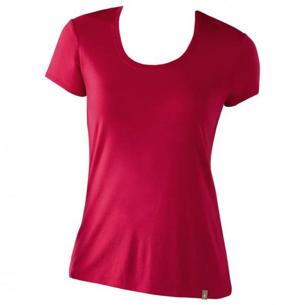 Smartwool - Women's Short Sleeve U-Neck Tee - T-paidat