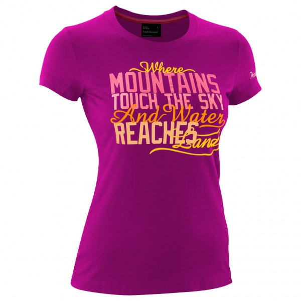 Peak Performance - Women's Frida Tee - T-paidat