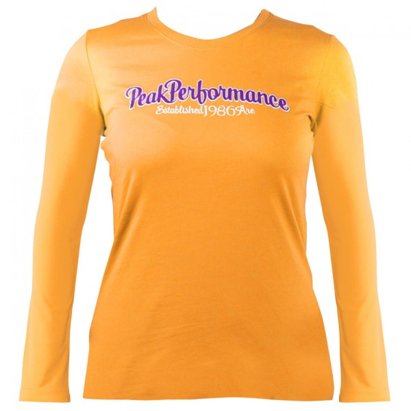 Peak Performance - Women's Elin LS - Longsleeve