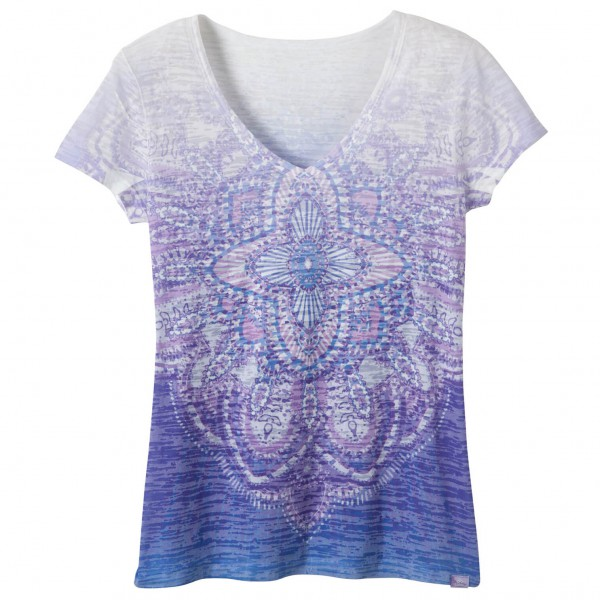 Prana - Women's Chai V Neck Tee - T-Shirt