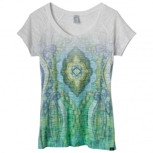 Prana - Women's Goddess Tee - T-paidat