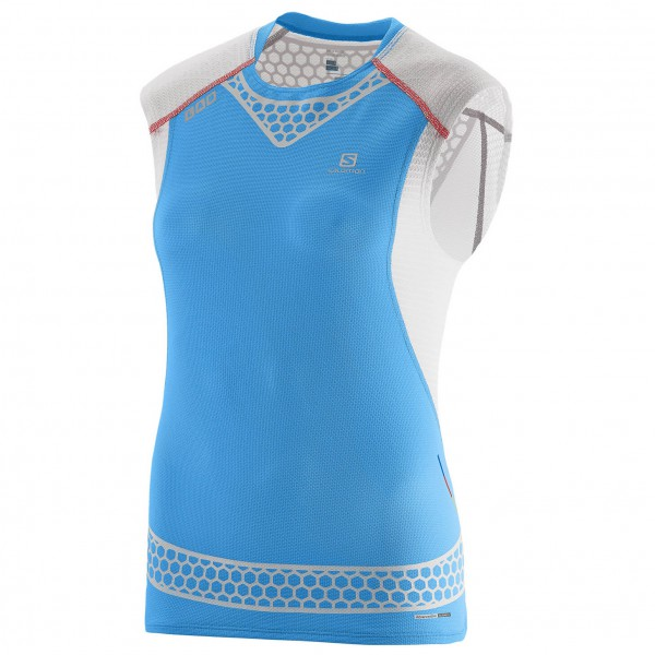 Salomon - Women's S-Lab Exo Tank - T-shirt de running