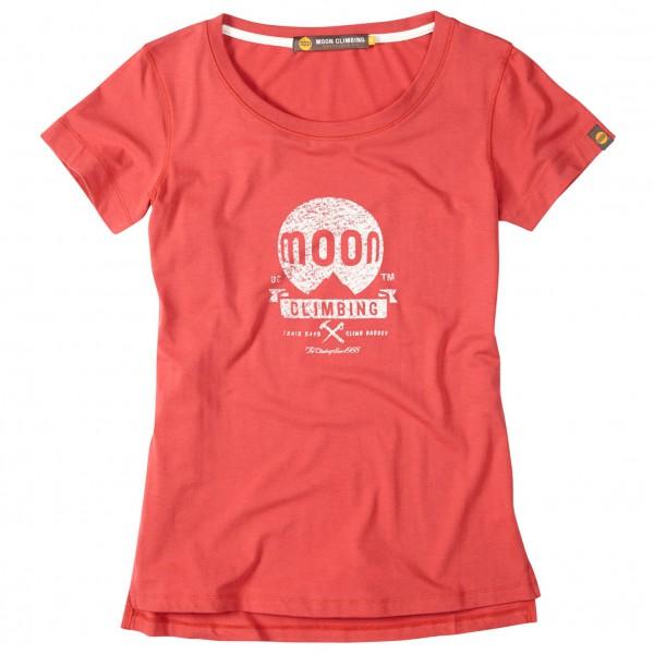 Moon Climbing - Women's MC Heritage Tee - T-shirt