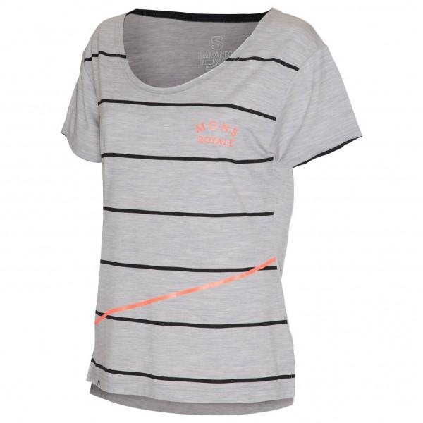 Mons Royale - Women's Slouchy T-Shirt
