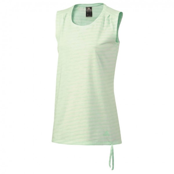 adidas - Women's HT Striped Comfort Top