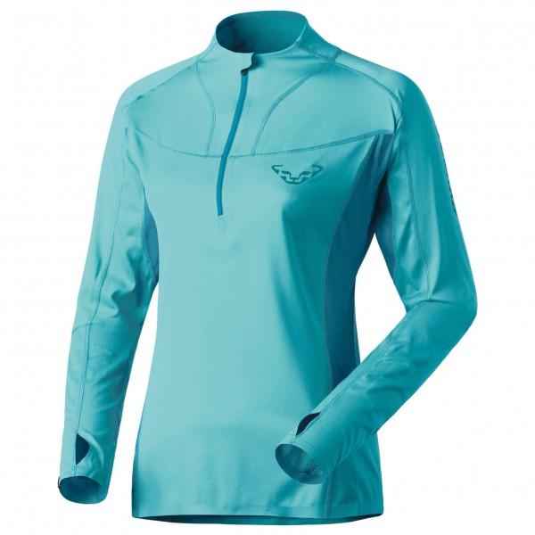 Dynafit - Women's React Dry LS Tee - Running shirt