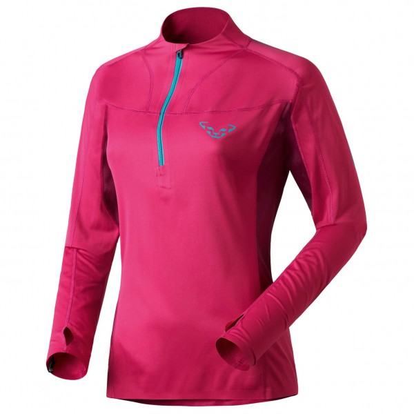 Dynafit - Women's React Dry LS Tee - Joggingshirt